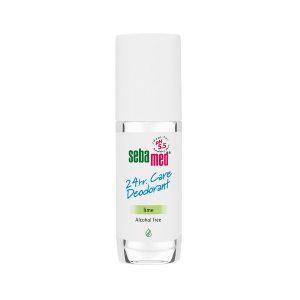24 Hour Care Deodorant Roll-On - Lime 50 ml - Sebamed Malaysia