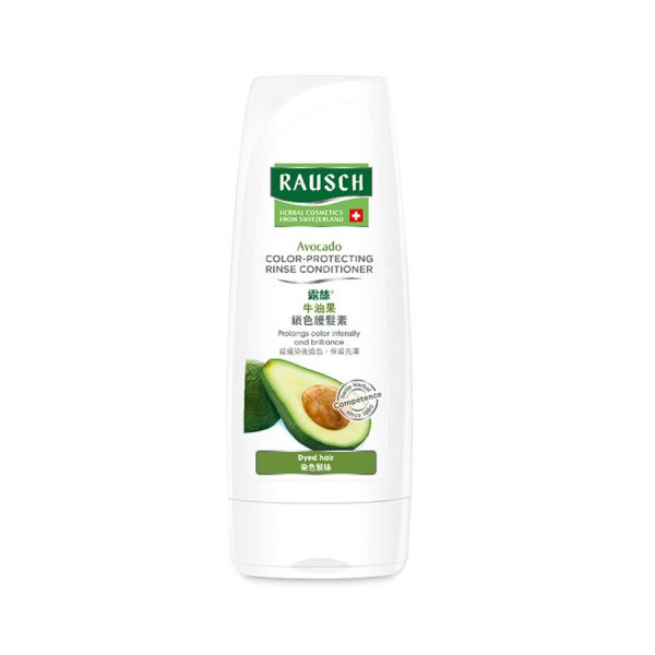Avocado Color-Protecting Rinse Conditioner 200ml- Rausch Malaysia