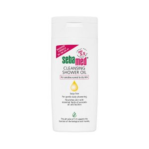 Sebamed Cleansing Shower Oil 200ml - Sebamed Malaysia